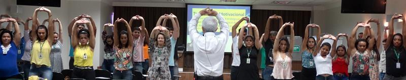 Treinamento Motivacional Para Colaboradores Da Unimed Es