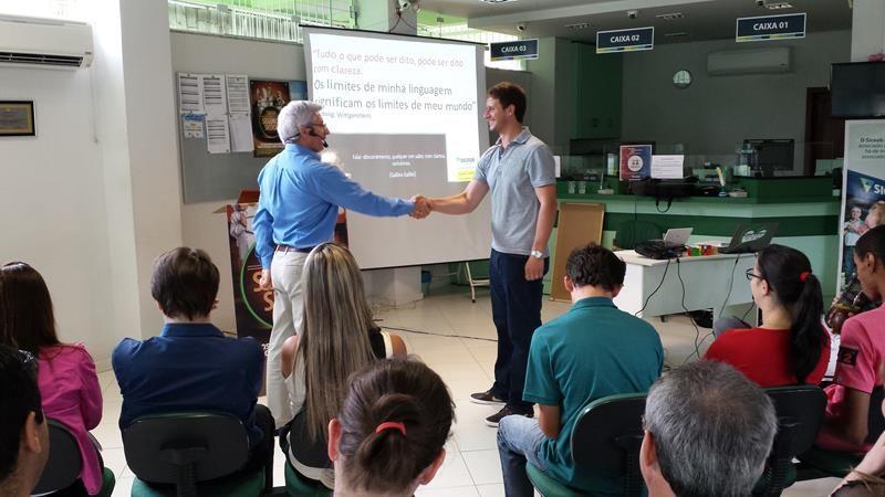 Workshop e Curso de Linguagem, Comunicação e Oratória