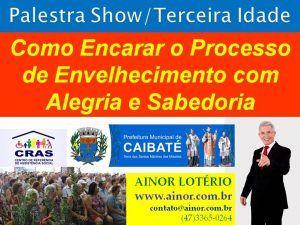 Ainor Lotério - Caibaté RS - Idosos