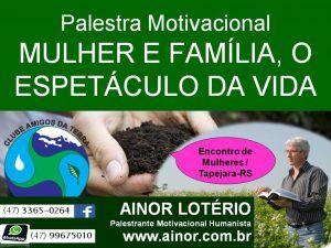 Ainor Lotério - Tapejara - Mulheres